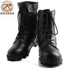 ROTHCO ロスコ G.I.TYPE SPEEDLACE ジャングルブーツ BLACK 5090