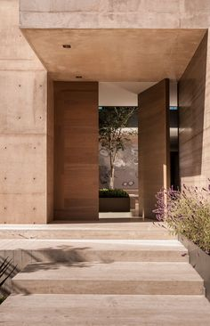 Entrance - Casa ML | Gantous Arquitectos