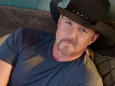 Trace Adkins.  One of the few country singers I like...dont care much for country music.