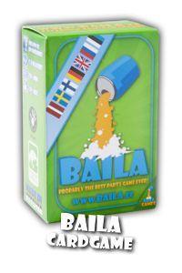 Baila - Juomapeli 11,90€
