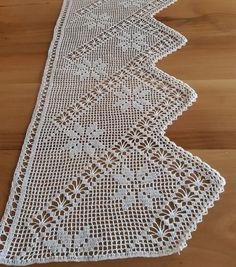 Elsa, Model, Instagram, Decor, Towel Bars, Crochet Dishcloths, Crochet Curtains, Crochet House, Crochet Stitches