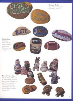 painting on rocks for kids 65 10