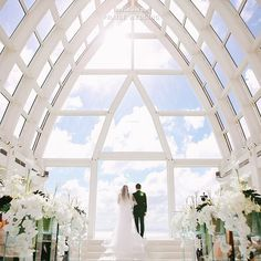 This Okinawa chapel wedding is like a fairy tale come true, captured flawlessly by @jimmytantan holiness and love! #wedding #chapel #white #brideandgroom #destinationwedding #weddingphotography