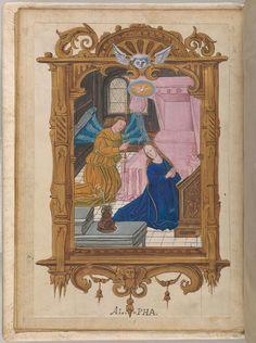 Hours of Pierre de Bosredont France, Langres, ca. 1465