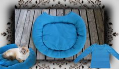 DIY 😻 Pullover Bett für Katzen & Hunde | Recycle Pet bed from a sweater