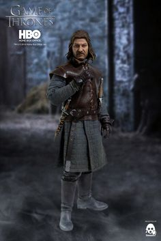 New photos of revised Game of Thrones Eddard Stark 1/6th scale collectible. We will open pre-order at threezerostore.com on September 22nd 9:00AM Hong Kong time, with the exclusive bonus accessory 'Ice,' Eddard Stark's greatsword. Price at threezerostore.com: 160USD/1250HKD with shipping included. Visit https://www.facebook.com/media/set/?set=a.956941854331643.1073741885.697107020315129&type=1&l=13f86bff81 for detailed info. #threezero #HBO #GameOfThrones #GOT #collectible #toys…