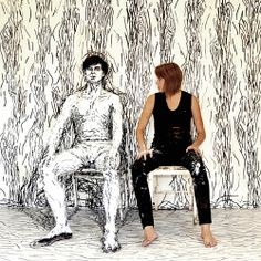 Alexa Meade creates mind-boggling works of art on an unconventional canvas: humans. Her latest work is The Meade Museum, a live painting at Art Basel Miami Beach. Michelangelo, Zebra Art, Paint Photography, Photography Ideas, My Canvas, Art Of Living, Pretty Pictures, Images, The Incredibles