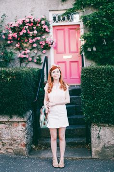 The Clothes Horse: Outfit: Pink Parade