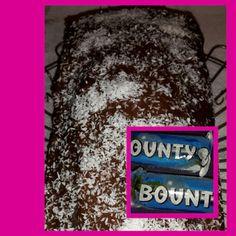Lekker en leuk!: Bounty banaan cake