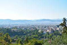 Its All Bee: Exploring Athens Pt 1 | Ancient City Of Agora - Greece  www.itsallbee.com