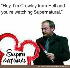 Here's Your Daily Dose Of Funny Supernatural Posts And Memes (Episode Supernatural Fandom, Supernatural Series, Supernatural Bloopers, Supernatural Imagines, Supernatural Wallpaper, Supernatural Tattoo, Winchester Supernatural, Winchester Boys, Supernatural Christmas