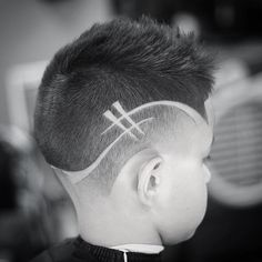 50 Cool Hairstyles For Boys 2018 Cool Hairstyles For Boys, Hairstyles Haircuts, Hot Haircuts, Trendy Haircuts, Hair Designs For Boys, Hair Tattoo Designs, Barber Man, Shaved Hair Designs, Haircut Designs