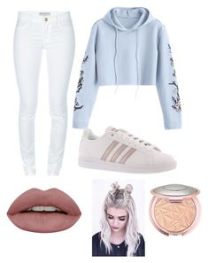 """""""Friday school outfit"""" by ellag130 on Polyvore featuring Emilio Pucci and adidas"""