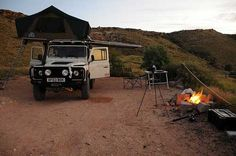Nene Overland has been preparing vehicles for overland travel since the early 90s, so we now have a wealth of experience to help our customers.