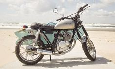 SUZUKI GN125 - OUTSIDERS - THE BIKE SHED
