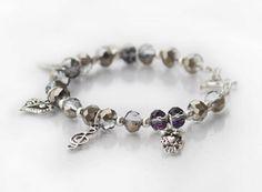 Hand made bracelet; more jewellery on www.facebook.com/BizuteriaLowyt