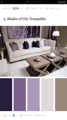 81 Popular Living Room Colors to Inspire Your Apartment Decoration 21 Living Room Color Schemes that Express Yourself Good Living Room Colors, Colourful Living Room, Living Room Color Schemes, Beautiful Living Rooms, Living Room Designs, Living Room Remodel, Living Room Paint, Cozy Living Rooms, New Living Room