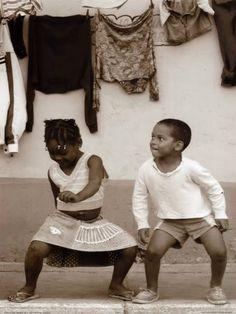 Dancin' in Rio de Janeiro...