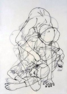 Exceptional Drawing The Human Figure Ideas. Staggering Drawing The Human Figure Ideas. Life Drawing, Figure Drawing, Painting & Drawing, Line Drawing Art, Movement Drawing, Continuous Line Drawing, Drawing Tips, Inspiration Art, Art Inspo