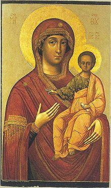 Notre-Dame de Smolensk — Wikipédia