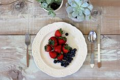 DIY Ideas – How to Hand Paint Antique Silverware   Free People Blog #freepeople