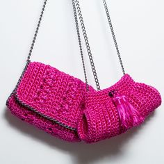 Bolsa Mira •Pink • CM501