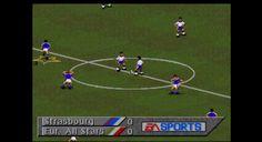 Fifa International Soccer '95 Megadrive   [ Presstart ] atari . snes . megadrive . playstation . xbox . ps3 . supernintendo . videogame . soccer . retro . classic . games . personalize . virtual