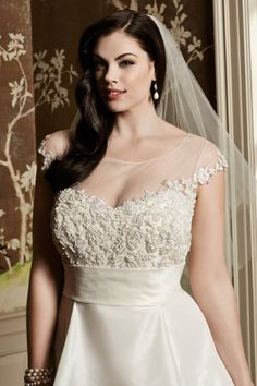 00a90fb4e85 Plus Size Wedding Dresses  A Simple Guide