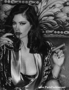 Cigar smoking women - Google Search