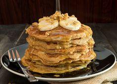 Pancakes - clatite cu banane
