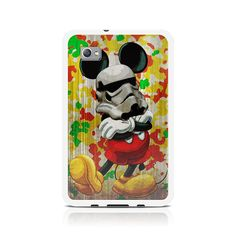 """Mickey Camou"" by BeautifulTrooper. Samsung Galaxy Tab."