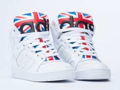 adidas Originals JS Instinct Hi 'Union Jack' | Sole Collector