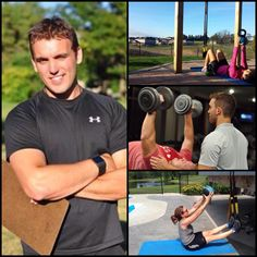 Book your first four in-home personal training sessions with Jesse today! Just $299.99!  Contact: info@prohometrainers.ca