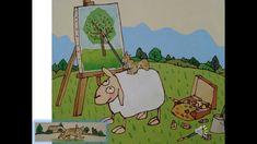 Pablo maakt een kunstwerk- digitaal verhaal Rembrandt, Collage Kunst, Kandinsky, Art Projects, Museum, Animation, Comics, Board, Youtube