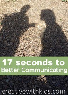 Think you don't interrupt your kids? Try this and find out! | better communication in 17 seconds