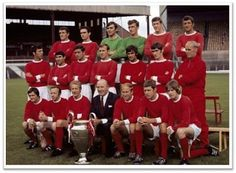 Manchester United Photo Footage 1961-1970 – Manchester United Match Results and Statictics