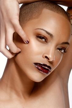 Winter 2013 trend | Vampy lips | Add that much needed pop of colour to your Winter look with this season's latest beauty trend
