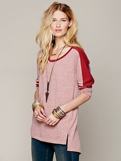 We The Free Live In Pullover at Free People Clothing Boutique