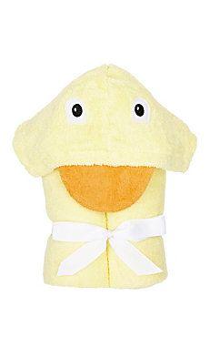 D.D. Duck Hooded Towel