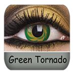 Green Tornado, Now They Are Some Cool Lenses $33.99 a Pair :)