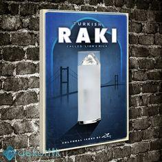 Turkish Rakı Tablo  #kanvas_tablo #mutfak_tabloları