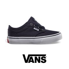 Navy Authentic #Vans