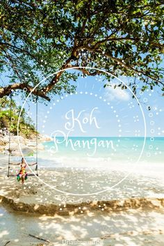 Koh Phangan, isn't that the island where the full moon parties always take place? Yes, yes, but there is so much more to discover on the Thai island. In my Koh Phangan tips I show you the most beautiful beaches and highlights for nightlife away Koh Phangan, Ko Samui, Honeymoon Night, Romantic Honeymoon, Honeymoon Island, Honeymoon Ideas, Thailand Travel, Asia Travel, Backpacking Thailand