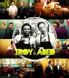 Community (Troy + Abed)