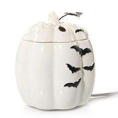 Batty Bats Pumpkin