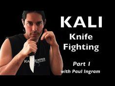 Kali Knife Fighting
