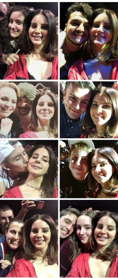 Jan.19, 2018: Lana Del Rey with fans in New Jersey #LDR #LA_to_the_Moon_Tour
