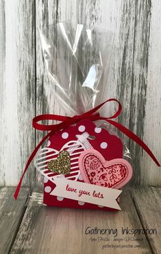 Here's a fun Valentine Treat for you today. It's never too early to start thinking about Valentine's Day... it will be here before you...
