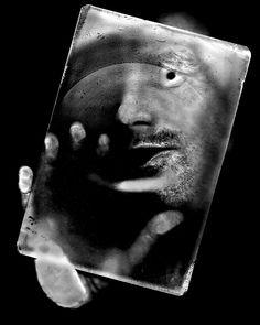 Kurt Weston: El fotógrafo ciego que representa su visión con un scanner | VICE | México