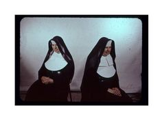 I wish the nuns at my school would have been half as cool...